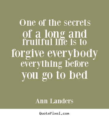 Picture Quotes From Ann Landers - QuotePixel