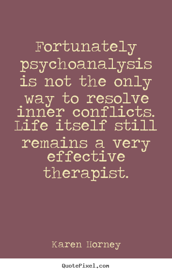 is psychoanalysis really effective Introduction to literature michael delahoyde psychoanalytic criticism psychoanalytic criticism adopts the methods of reading employed by freud and later theorists to.