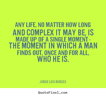 Jorge Luis Borges quotes on love