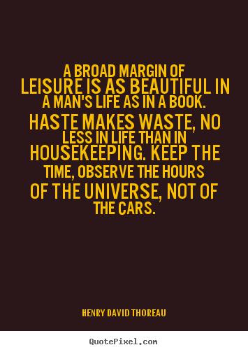 thoreau book quotes