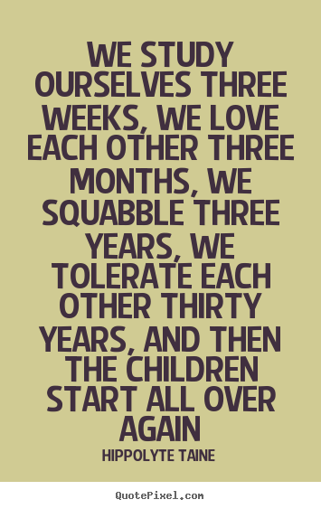 Quotes We Love Each Other