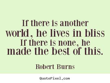 Robert Burns Love Quotes