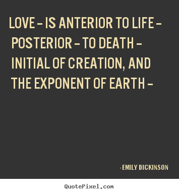 Emily Dickinson's Famous Quotes QuotePixel Enchanting Life Quotes Love