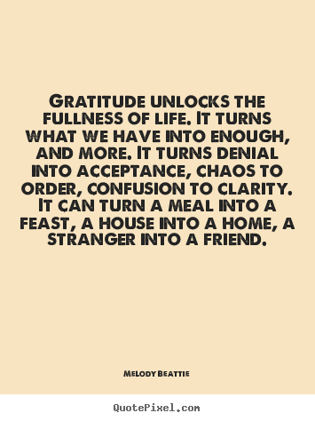 Design Your Own Poster Quotes About Life Gratitude