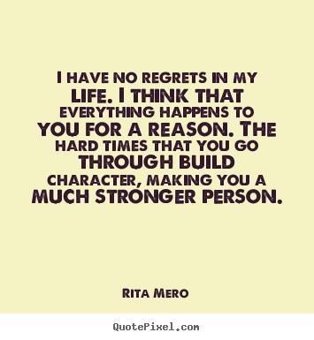 no regrets quotes quotesgram