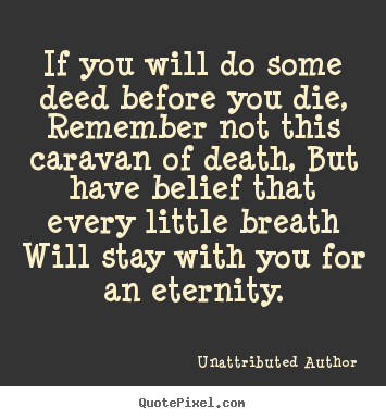 how to live before you die summary