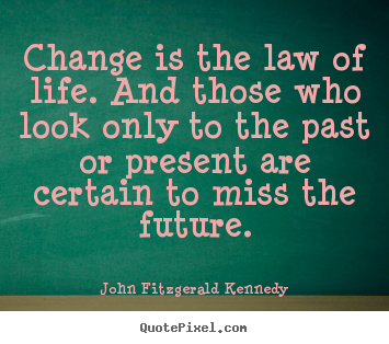 essay on changes in life