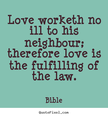 Bible Quotes About Love In Spanish : trending