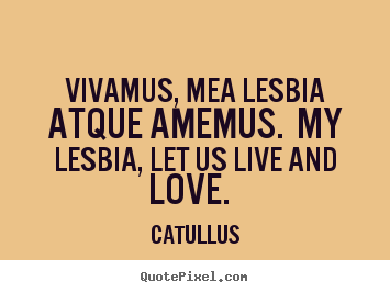 catullus and lesbia relationship trust