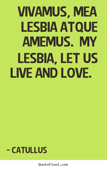 lesbia and catullus relationship