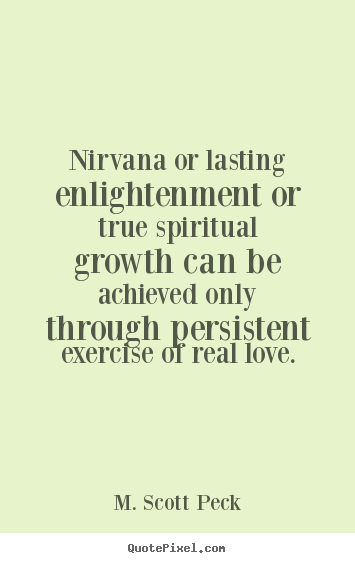 Diy photo quote about love - Nirvana or lasting ...