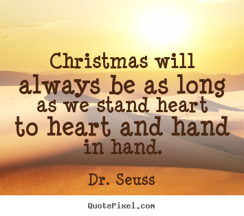 drseuss quotes about christmas