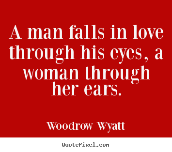 When A Woman Falls In Love