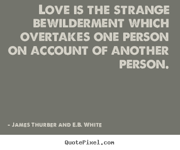 James Thurber and E B  White  E.b. White Quotes