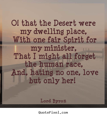 Lord Byron Love Quotes Quotesgram