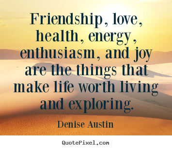 How to design picture quotes about love - Friendship, love, health ...