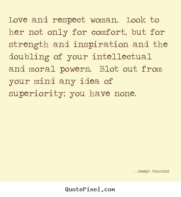 Make Pictures Sayings About Love Love And Respect Woman Look To Custom Moral Quotes About Love
