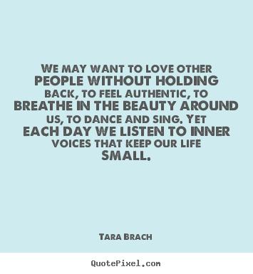 Tara Brach Quotes Impressive Picture Quotes From Tara Brach  Quotepixel
