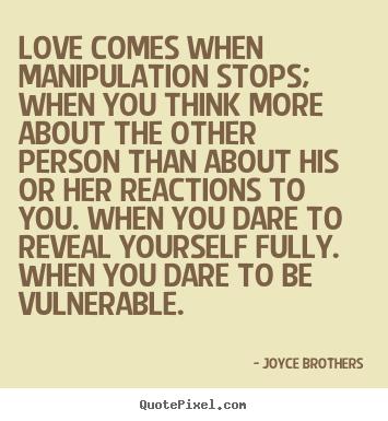 emotional manipulation quotes - photo #17