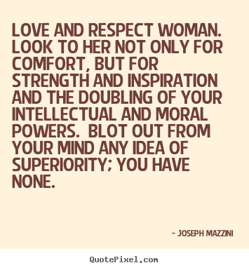 Moral Quotes About Love Awesome Joseph Mazzini Picture Quotes  Quotepixel