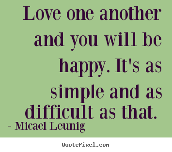 Quotes About Love One Another : Picture Quotes About Love - QuotePixel