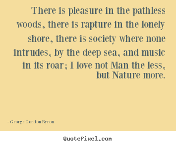 Pleasure in the pathless