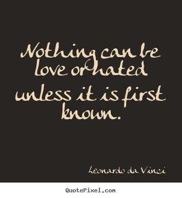 Leonardo Da Vinci Picture Quotes QuotePixel Impressive Da Vinci Quotes