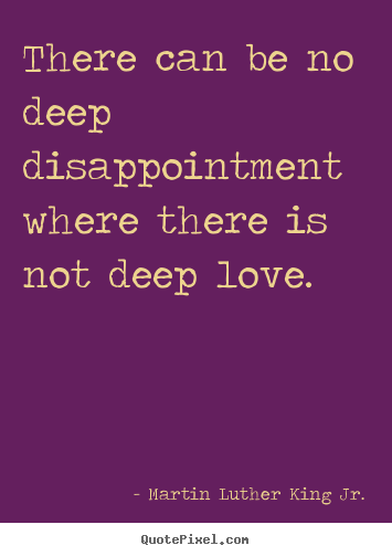 Love Disappointment Quotes. QuotesGram