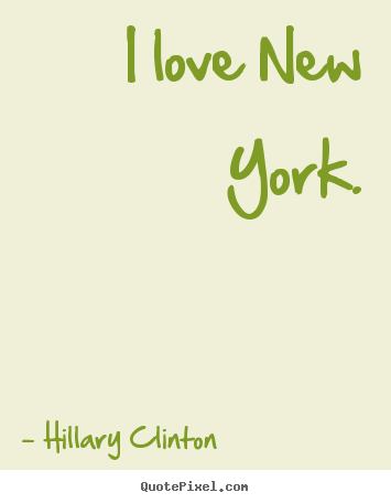 I Love You New York Quotes : Quotes about love - I love new york.