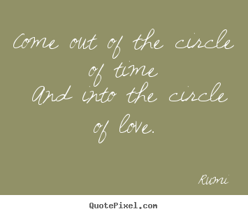 Circle S and Quotes About Love