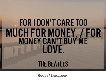 Beatles Quotes Love Cool Picture Quotes From The Beatles  Quotepixel