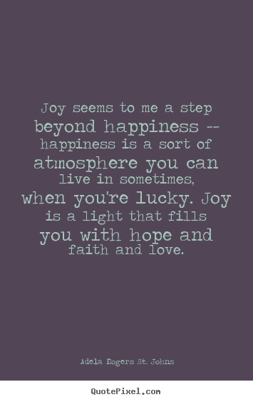 beyond happy quotes