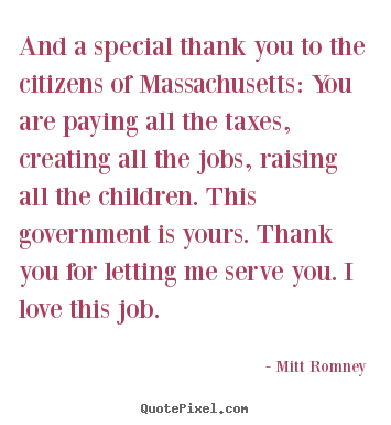 Diy picture quotes about love - And a special thank you to the citizens of massachusetts: you are..