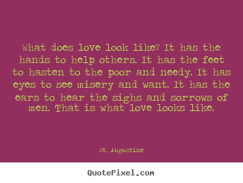 What Is Saint Augustine Love Quotes