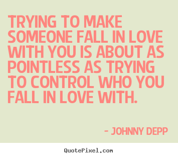 what makes someone fall in love with you