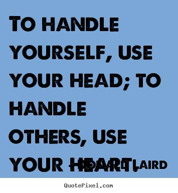 Donald Laird Quotes - QuotePixel.com