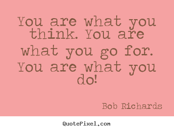 what you think about quote