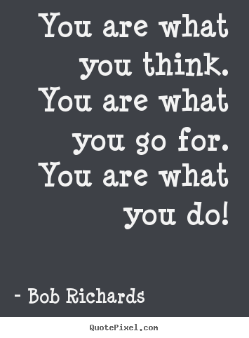 what you think quotes
