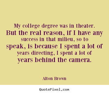 Quotes About College Success