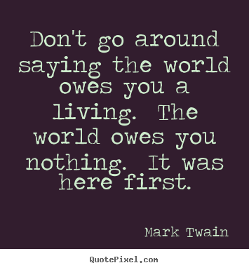 Mark Twain Quotes About Life Interesting Funny Quotes About Life Mark Twain  The Hun For