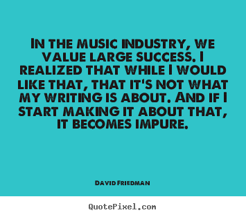 quotes by david friedman