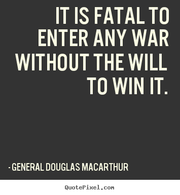 Inspirational War Quotes. QuotesGram