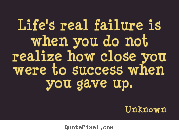 create custom picture quotes about success life 39 s real