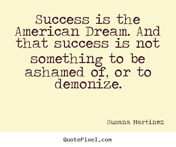 Is america and the american dream a success or not
