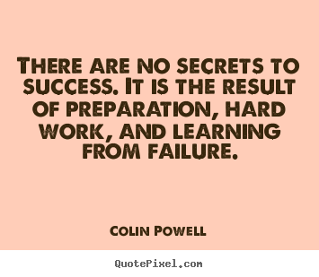 Colin Powell Picture Quotes