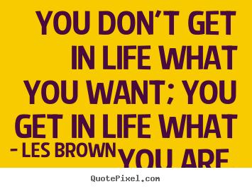les brown quotes quotesgram