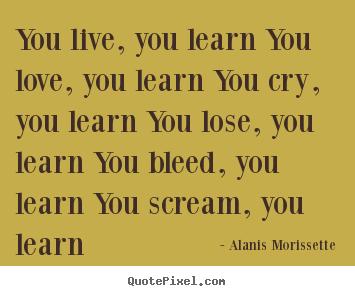 Alanis Morissette - You Learn Chords - AZ Chords